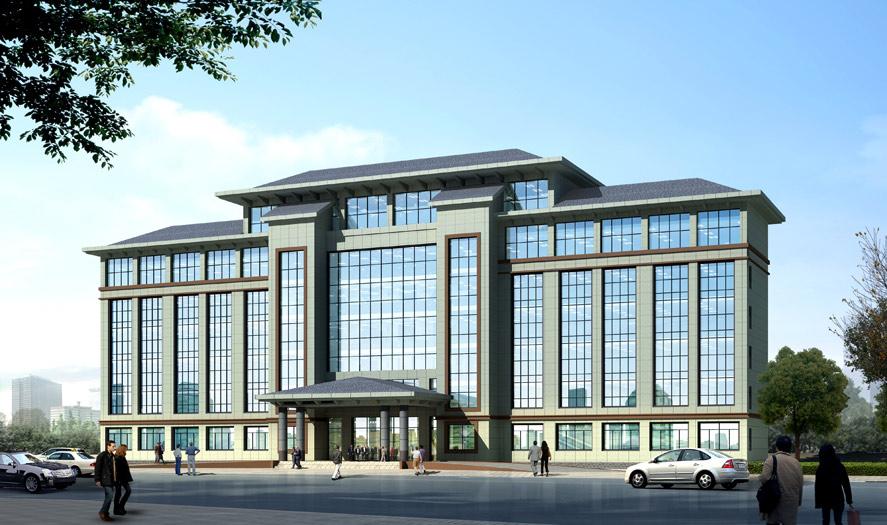 游河乡办公楼